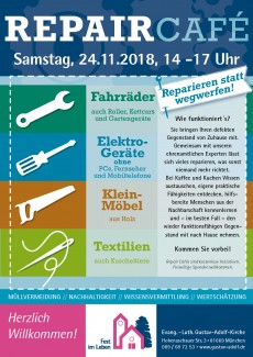 Repair-Café in Ramersdorf